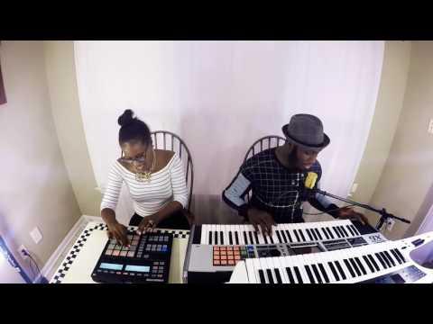 The APX - Electrik Funk (Home Studio Jams)