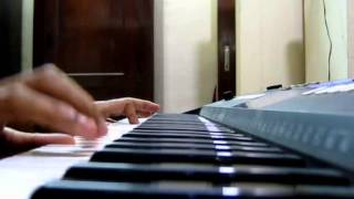 Mundhinam Parthene - Keyboard / Piano Cover