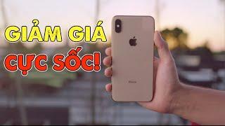 ĐỔ XÔ MUA iPhone XS MAX giá SIÊU RẺ