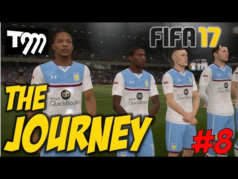 BATTERED AT BURNLEY!!! - FIFA 17 THE JOURNEY #8