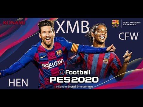 Ps3 Games 2020.Pes 2020 Ps3 Xmb