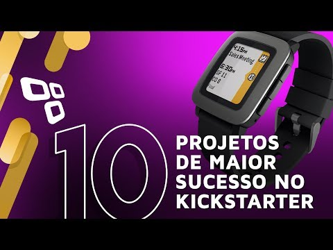 10 projetos de maior sucesso no Kickstarter - TecMundo