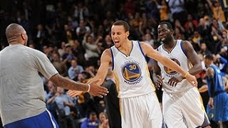 Steph Curry Scores Season-High 51-Points to Lead Comeback