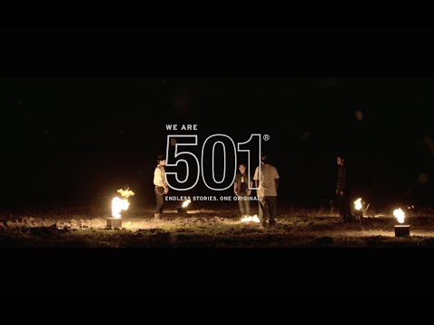 LEVI'S x RAP IS NOW - WE ARE 501