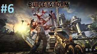 "Bulletstorm Full Clip Edition Gameplay Walkthrough (Part 6) ""Miniature City"""