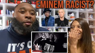 Download WIFE REACTS TO Nick Cannon - The Invitation Cancelled (Eminem Diss) [REACTION] Mp3 and Videos