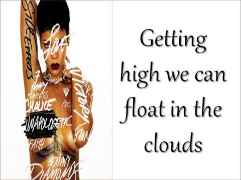Rihanna- Get it Over With (On-Screen Lyrics)