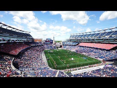Lacrosse at Gillette Stadium | DAY 4 TLN at the Tourney