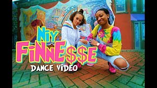 Bruno Mars - Finesse (Remix) [Feat. Cardi B] [Official Dance Video By NiyNiy] @MHproductions07
