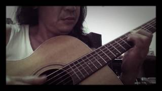 Lesson Guitar Acoustic (Country) key E (Cao Minh Đức)