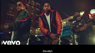 Romeo Santos , Daddy Yankee, Nicky Jam - Bella y sensual (lyrics + English translation)2017