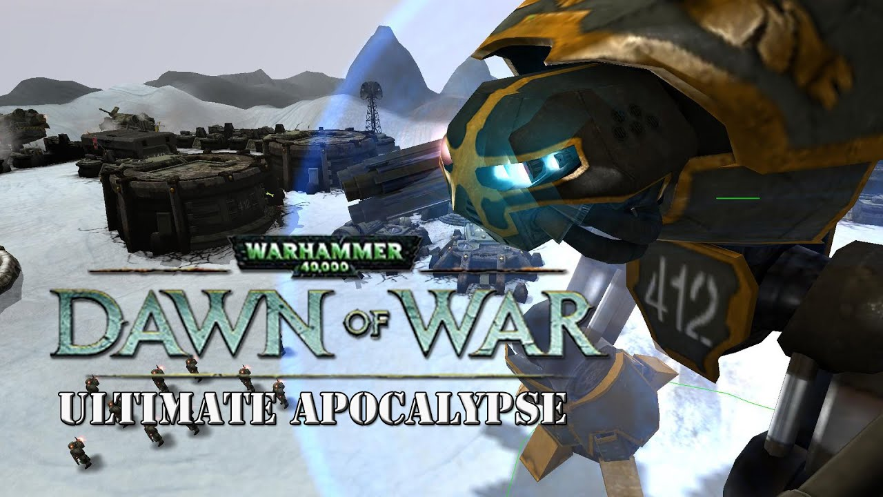how to download dawn of war ultimate apocalypse