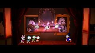 DuckTales Remastered Walkthrough Part 3 - Transylvania - Count Drakula Duck
