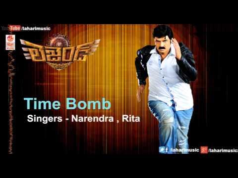 Legend Songs | Time Bomb Full Song | BalaKrishna