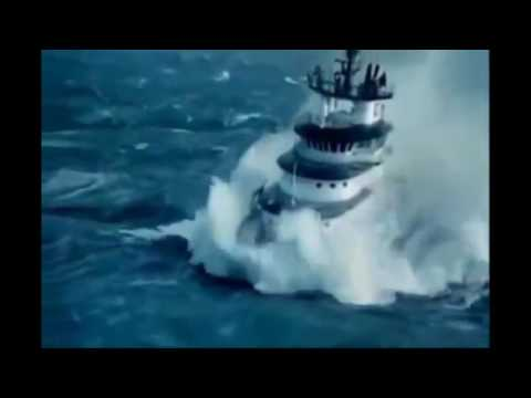 Ships in rough seas (Prt 1)