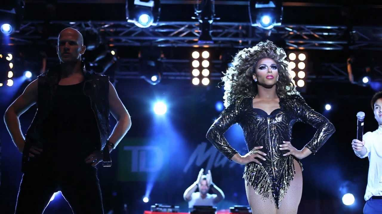 Download Shangela performs Beyonce: Run The World (Girls)