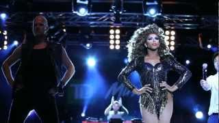 Shangela performs Beyonce: Run The World (Girls)
