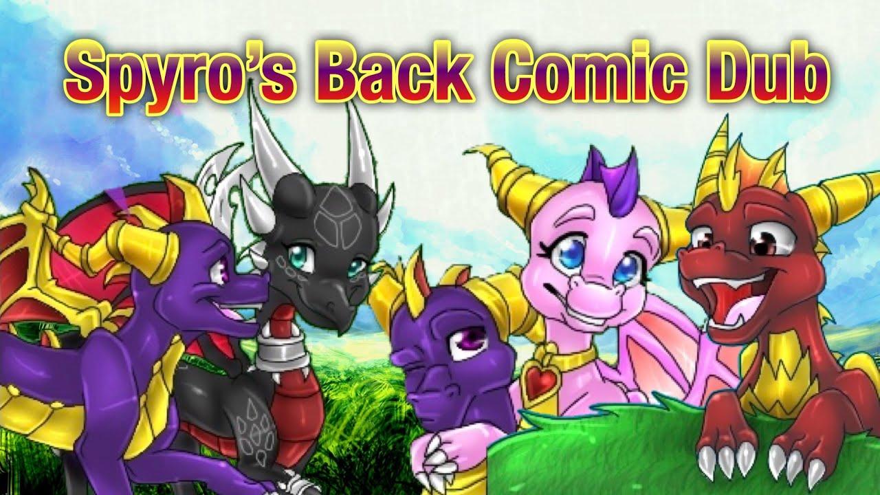 Spyro's Back Comic Dub - Video - ViLOOK