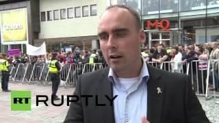 Sweden: SVP leader fears
