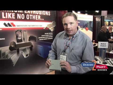 Aluminum Extrusions - Mid State Aluminum Corp