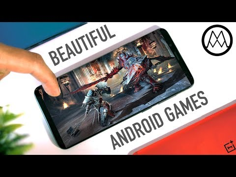 The most Beautiful Android Games you've never played.