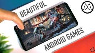 The most Beautiful Android Games you