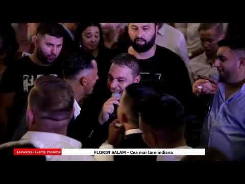 FLORIN SALAM - Cea mai tare indiana Live 2018 @ Nunta Nelu & Simona Nicorici