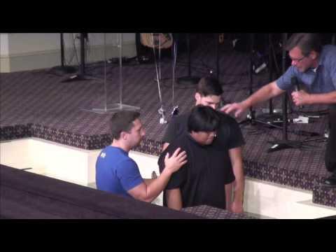ECC Baptism - August 23, 2015