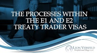 the processes within the e1 and e2 treaty trader investment visas immigrate2america ep06