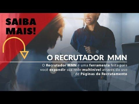 Recrutador MMN - Recrutador Online para Alavancar seu Negócio de MMN na internet