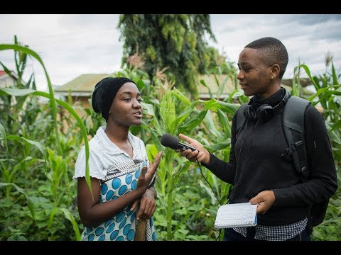 Broadcasting pathways to youth employment in Tanzania