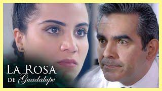 La Rosa de Guadalupe: Alexis no se dejará vencer por su jefe Rogelio   El mundo de los hombres