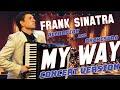 Frank Sinatra COVER Accordion My Way Фрэнк Синатра мой путь кавер на аккордеоне mp3