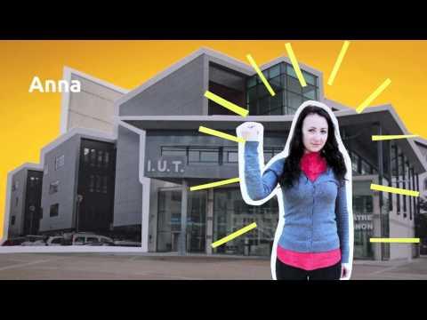 Bienvenue à l'Université de Caen !