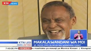 Rais mstaafu Daniel Arap Moi anakumbukwa kama profesa wa kisiasa nchini Kenya