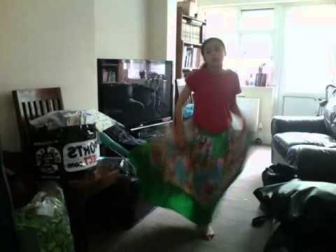 Niah - First Sega Dance Practice