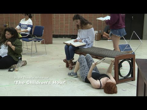 W&M Theatre: 'The Children's Hour'