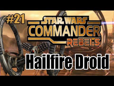 Hailfire – The PartylikeChewy Family – Star Wars Commander ...