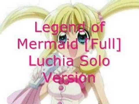 Legend of Mermaid [Luchia Solo][FULL]