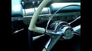 1956 lincoln premiere sedan - more of a luxury car
