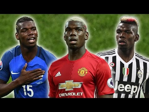 10 Things You Didn't Know About Paul Pogba