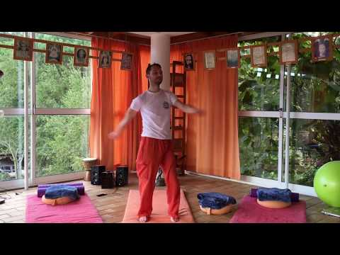 Dru Yoga: Energy Block Release 2 (EBR 2) Richard Brook