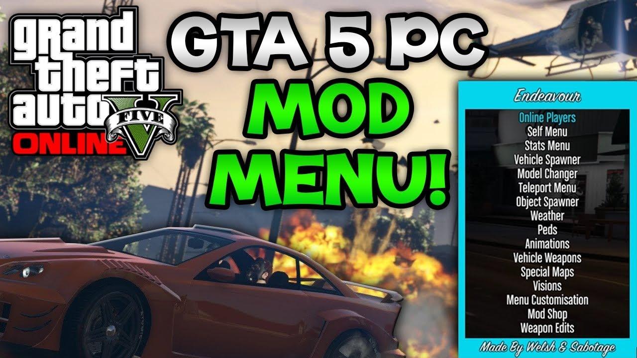[DETECTED] MOD MENU GTA V PC 1.37 MONEY DROP, ONLINE ...