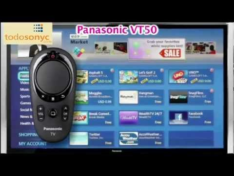www.todosonyc.com TV Panasonic VT50 plasma full HD 3D