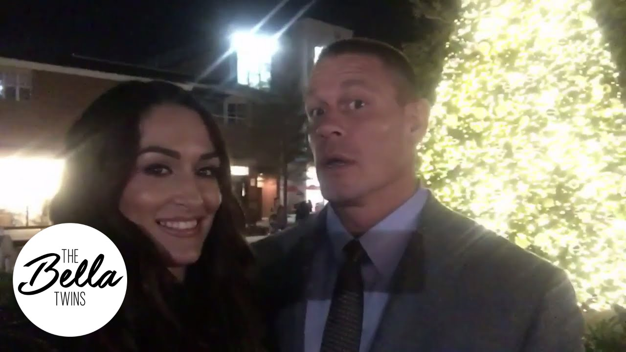 John Cena and Nikki Bella\'s weirdest Christmas gifts - YouTube