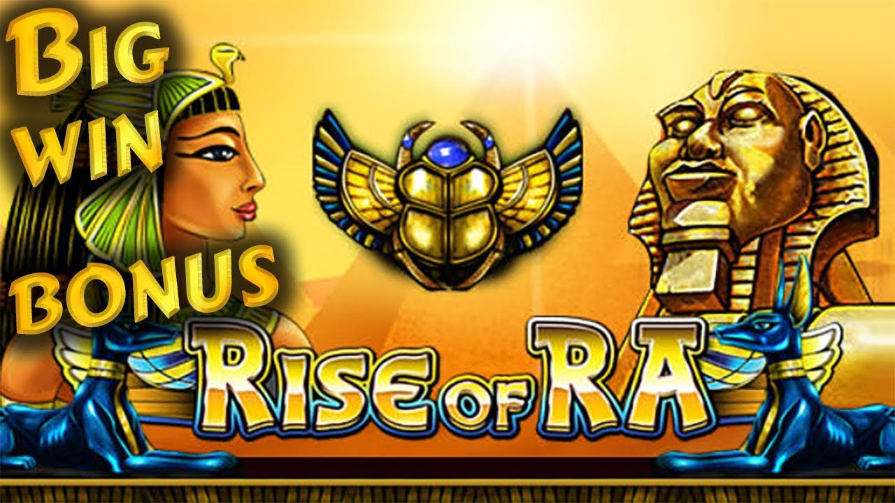 Rise Of Ray Slots