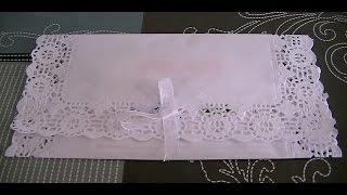 Mi Boda: Invitación de boda original y casera - DIY (Parte 3)