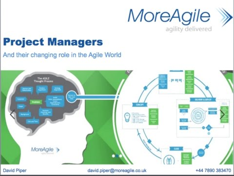 2015 07 21 The Role of the Agile Project Manager