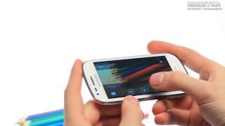 Смартфон Samsung Galaxy S III mini I8190(Видеообзор смартфона Samsung Galaxy S III mini I8190. Характеристики, отзывы, цена, наличие: Белый: http://rozetka.com.ua/samsung_galaxy_s_i..., 2013-01-21T13:42:01.000Z)