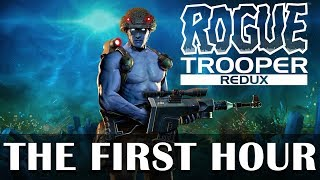 Let's Play Rogue Trooper Redux gameplay - The first hour!